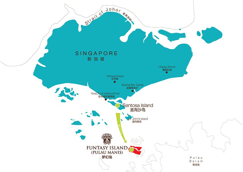Singapore Tourism Sentosa Resort Hotels